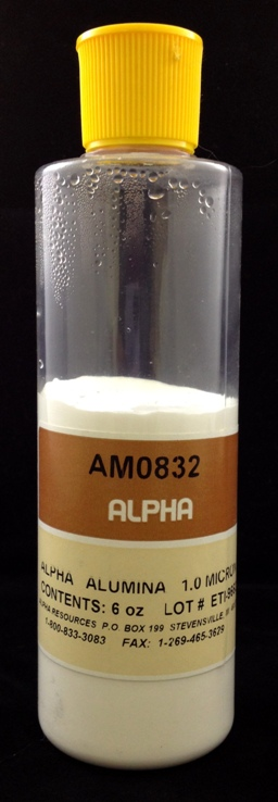 View 1µ Alumina Suspension 6 OZ.