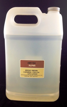View EPOXY RESIN, 1 Gallon