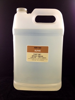 View FAST SET EPOXY RESIN, 1 GALLON