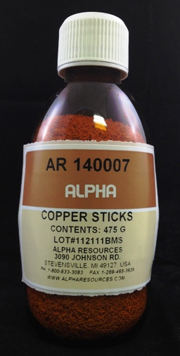 View COPPER STICK FOR DUMATHERM/COS