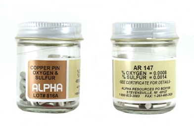 View COPPER PIN STANDARD
