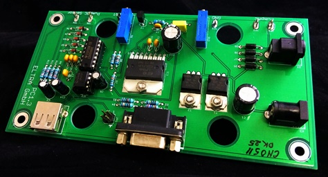 View ELTRA PUMP CONTROL BOARD PC