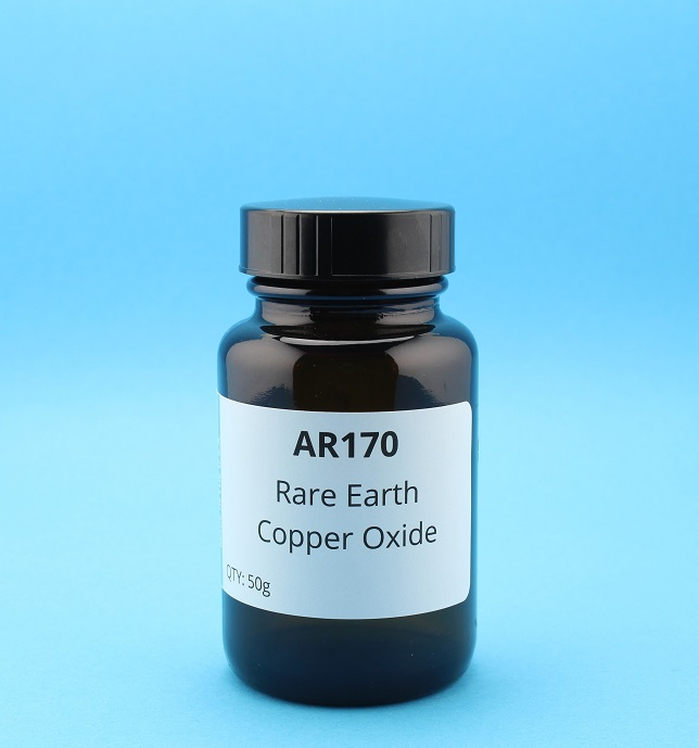 View RARE EARTH COPPER OXIDE, 50 GR