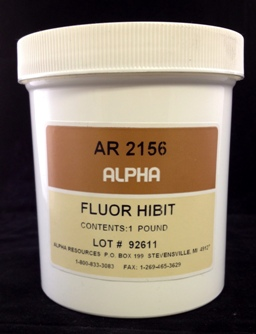 View FLUOR HIBIT, 1 POUND CONTAINER