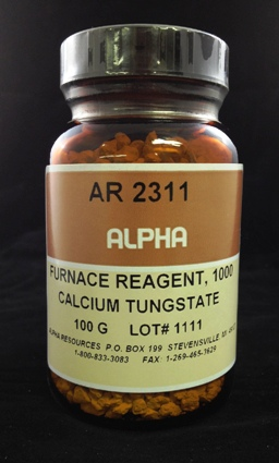 View FURNACE REAGENT 1000 CALCIUM T