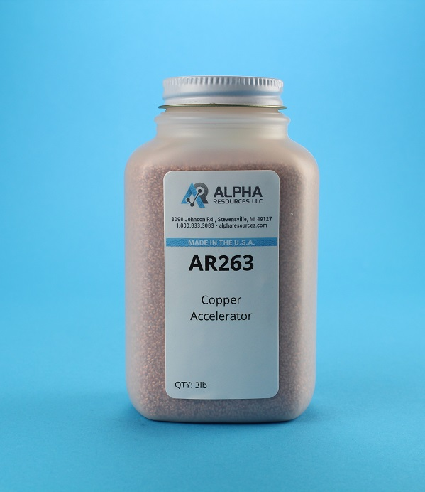 View COPPER ACCELERATOR, 3 POUNDS
