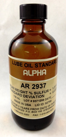 View LUBE OIL, 1.50 %S , 100ml