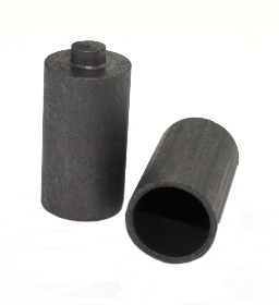 View GRAPHITE CRUCIBLE , RH UNITS, EACH