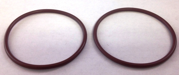 View O RING, UPPER ELECTRODE (BROWN