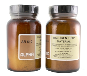 View HALOGEN TRAP MATERIAL