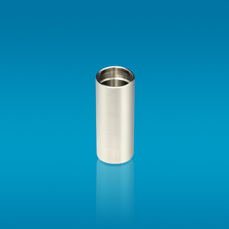 View ASH CRUCIBLE, STAINLESS STEEL