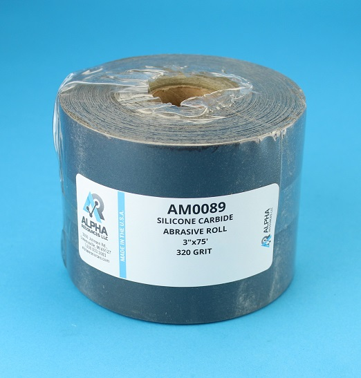 View SiC ABRASIVE ROLL 3