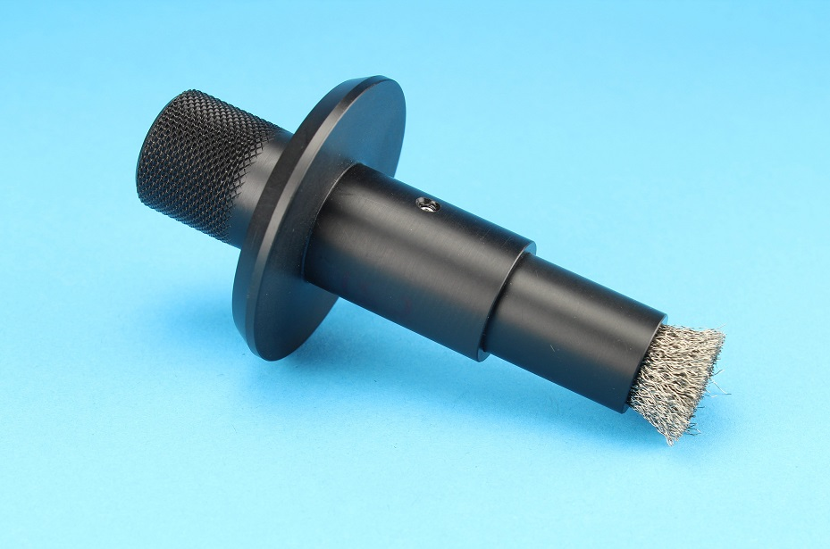 View UPPER ELECTRODE CLEANING BRUSH
