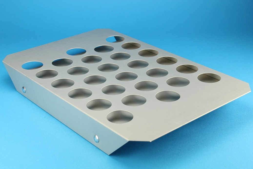 View Crucible Holder Tray