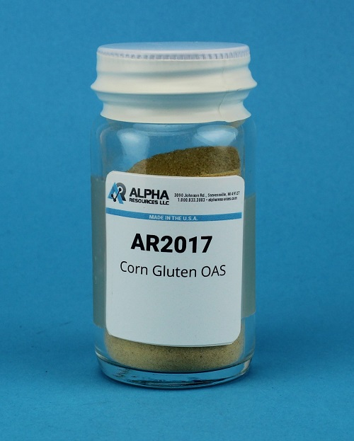 View Corn Gluten Organic Analytical Standard (C= 45.27% H= 5.98%)