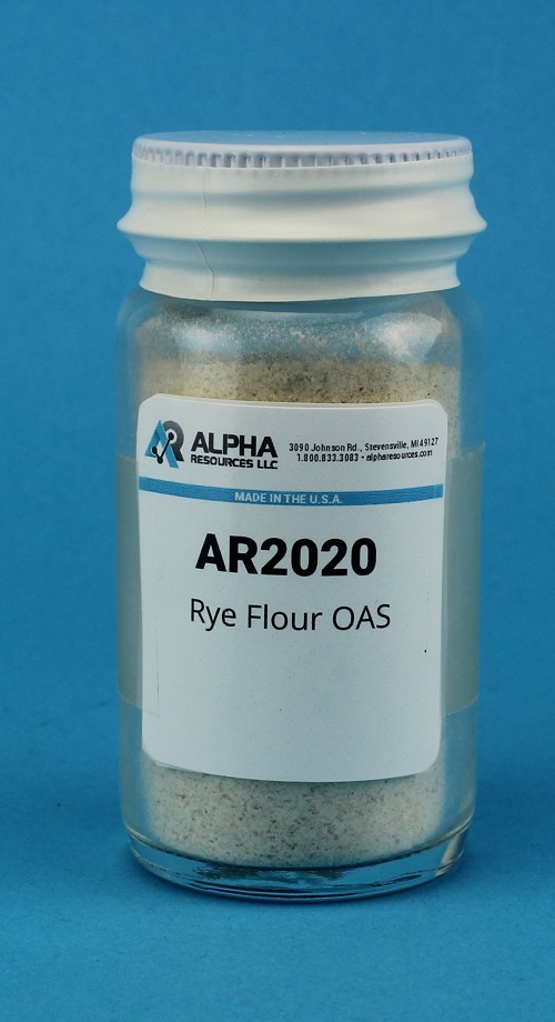 View Rye Flour Organic Analytical Standard (C= 39.50% H= 5.50% N=1.75% S= 0.13%)