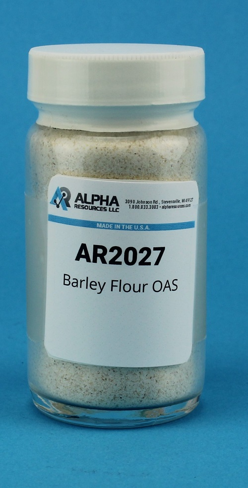 View Barley Flour Organic Analytical Standard
