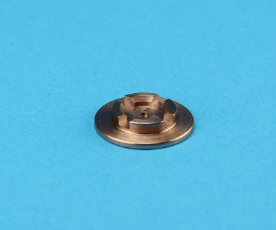 View Electrode Insert Tip Used With AR782HD Crucible
