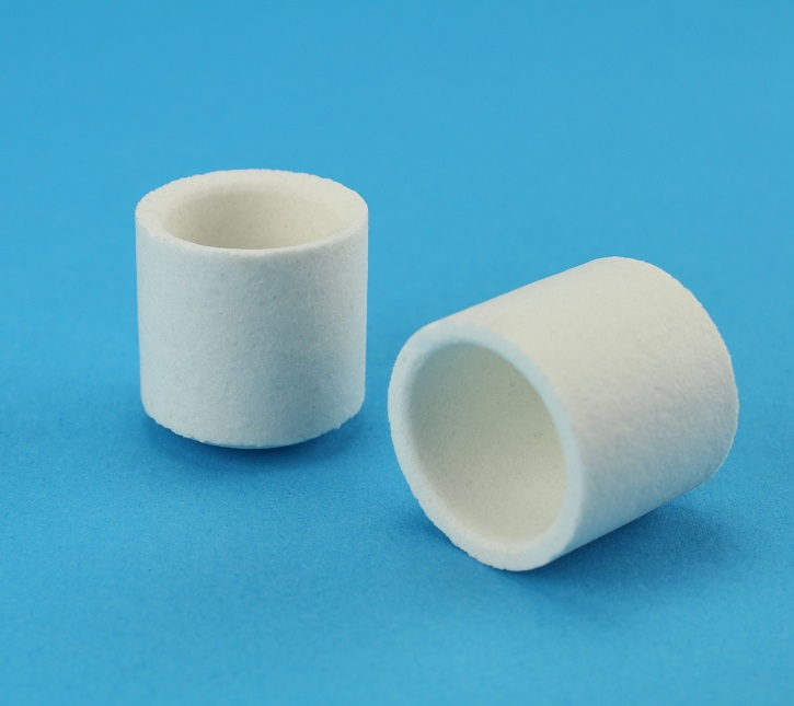 View Ceramic Crucible, Bagged