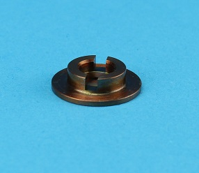 View Electrode Insert for AR619 Crucible