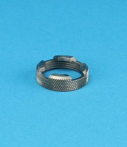 View Knurled Ring Collar for All Electrode Inserts