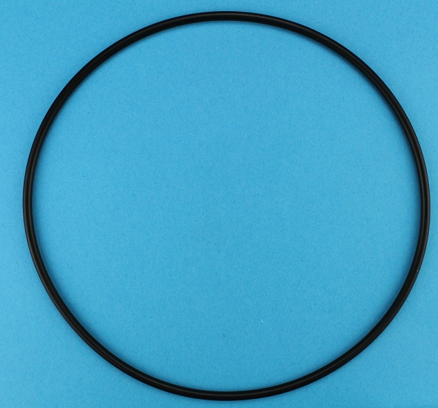 View O RING, BALLAST, FP228 BLACK