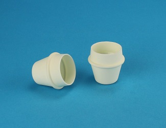 View Ceramic TGA Crucible, Small (16cc) - 5 Per Package