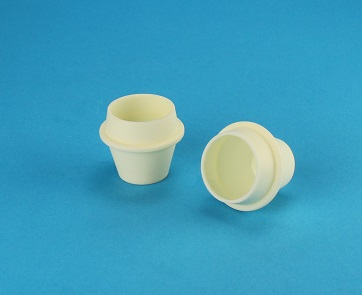 View Ceramic TGA Crucible, Large (20cc) - 5 Per Package