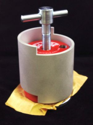 View MAGNETIC HOLDER, FOR GRINDING AND POLISHING SAMPLES