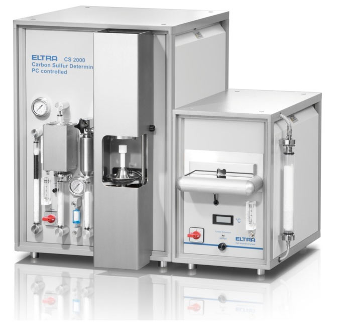 Carbon / Sulfur Analyzer CS-2000